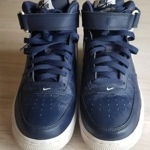 Mens Nike Airforce I sneakers